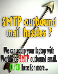 smtp outbound email - CardinalFactor.Net
